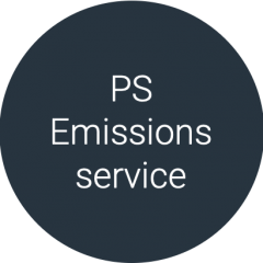 ANNONS PS Emissionsservice